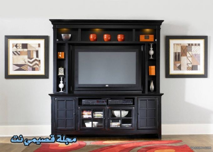 58 tv stand. Black Bedroom Furniture Sets. Home Design Ideas