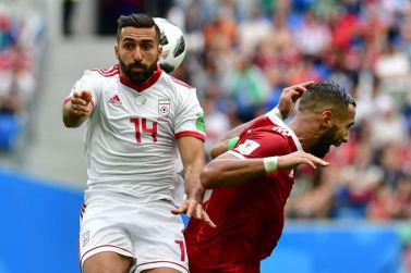 إيران تخطف فوزا قاتلا على حساب المغرب