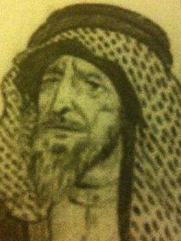 قصيدة صقر النصافي لو ان من قال اح يبري المجرح بصوت شنوف الهرشاني mp3