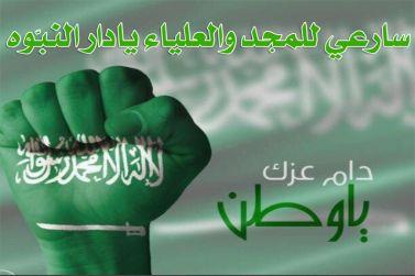 شيلة وطنية سعودية - سارعي للمجد والعليا mp3