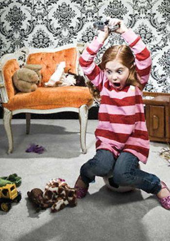 كيف نتعامل مع غضب الأطفال ؟